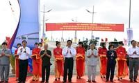 Nam Can bridge in Ca Mau inaugurated