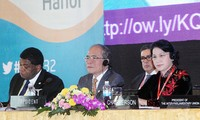 Promoting gender equality, a top priority of IPU 132