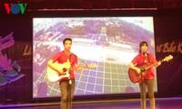 Art program of Vietnamese students in Beijing