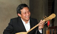 Musician Bhriu Huy Hoang's passion for Co Tu folk songs