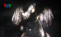 Australian team wins Danang International Fireworks Competition