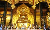 Bai Dinh, the biggest pagoda in Vietnam
