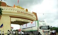 One-stop-shop customs model between Vietnam and Laos