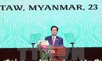 Prime Minister attends Vietnam's investment activities in Myanmar