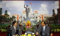 HCM city and Busan strengthen comprehensive ties