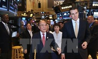 National Assembly chairman visits New York Stock Exchange