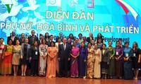 Vietnamese women's increasing role in society