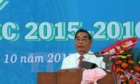 Kien Giang University begins new academic year