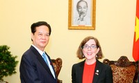 PM: Vietnam is optimistic about future relations with the US