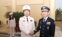 Vietnamese, Korean police increase cooperation