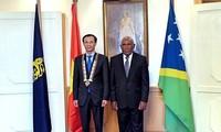Solomon Islands wants to increase cooperaiton with Vietnam
