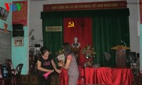 Pieces of Nguyen Du's Tale of Kieu reenacted