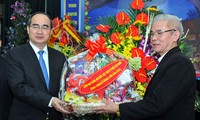 VFF President congratulates Vietnam Committee for Catholic Solidarity on Christmas