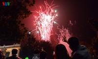 New year celebrations in Vietnam
