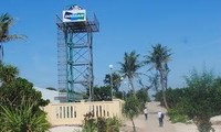 Quang Ngai: Small Islet to get electricity before Tet