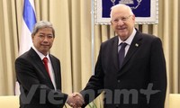 Israel wants to boost ties with Vietnam
