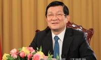 President pays Tet visit to Tay Ninh