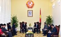Prime Minister receives special advisor to Japan-Vietnam Friendship Parliamentarian Alliance