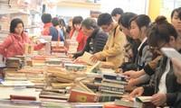 Hanoi's 4th old book festival