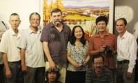 Russia-Vietnam joint art exhibition
