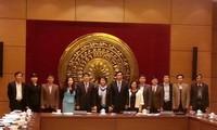 National Assembly's Secretariat makes debut