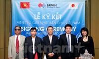 Japan provides 400,000 USD to help Vietnamese disadvantaged areas