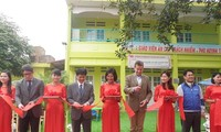 UNICEF's community-based child friendly library inaugurated