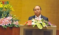 World leaders congratulate Prime Minister Nguyen Xuan Phuc on his election