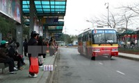 Hanoi announces new bus service from downtown to Noi Bai