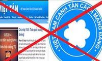 Viet Tan's tricks boycotted overseas