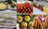 第六次南方美食节在胡志明市举行