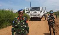 越南准备派遣警官参加联合国维和行动