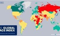 越南被评为全球10个完全不发生冲突的国家之一