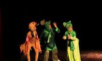 越南参加在日本举行的国际儿童戏剧节