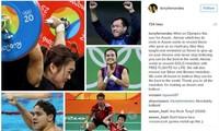 亚航将给予在2016里约奥运会上夺得金牌的东盟国家选手终身免费乘坐亚航班机