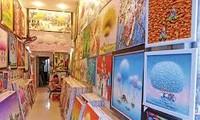 发展越南当代绘画市场