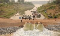 推动合作有效利用湄公河流域水资源