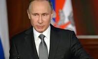 俄罗斯总统普京第3次被评为世界上最具影响力的人物