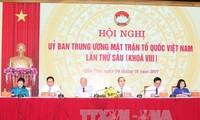 越南祖阵要加强全民团结 广泛集合各阶层人民