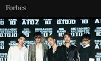 韩国Big Bang组合入选全球30岁以下30名最具潜力杰出人士排行榜