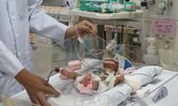 胡志明市第1儿童医院成功实施世界第5例先天性心脏畸形手术
