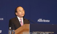 """阮春福在第23届""""亚洲的未来""""国际交流会议上发表主旨演讲"""