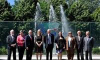 七国集团中的六国决心应对气候变化
