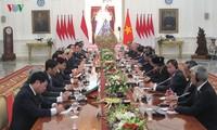 阮富仲圆满结束对印度尼西亚的正式访问和对缅甸的国事访问