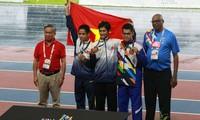 越南在第9届东南亚残运会上列居第四