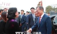 越南和韩国加强科技合作