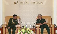 越南重视与缅甸的国防合作关系