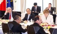 越南应邀出席G7 峰会