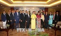 促进越南胡志明市和日本福冈县各领域合作