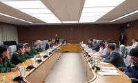越日第6次防务政策对话在东京举行